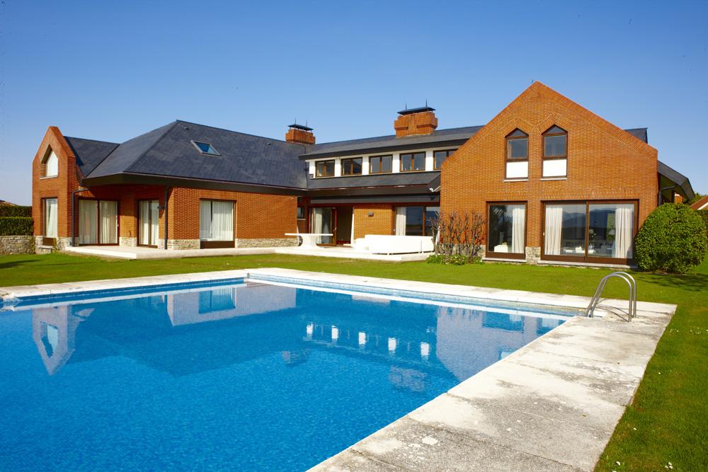 Casa en la galea de foraster arquitectos domusxl - Foraster arquitectos ...