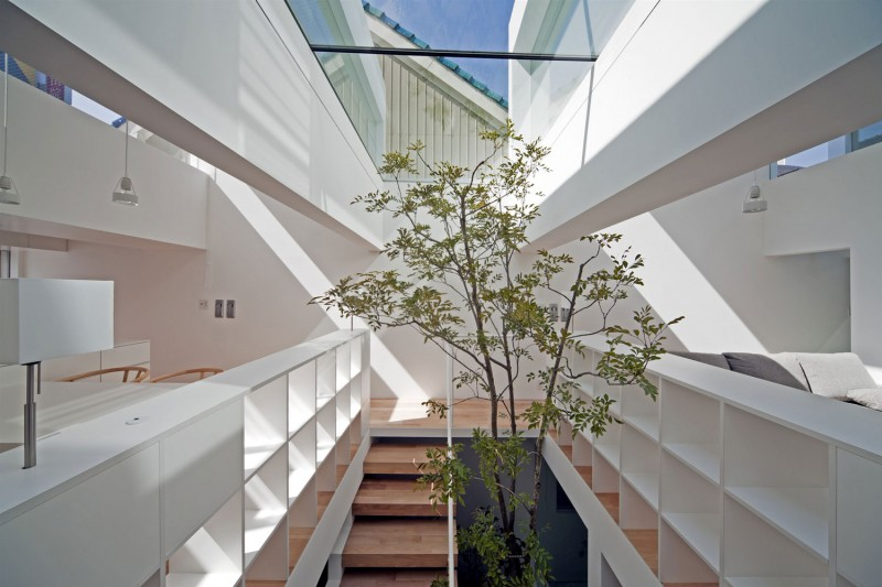 Jard n interior en jap n domusxl - Jardin japones interior ...