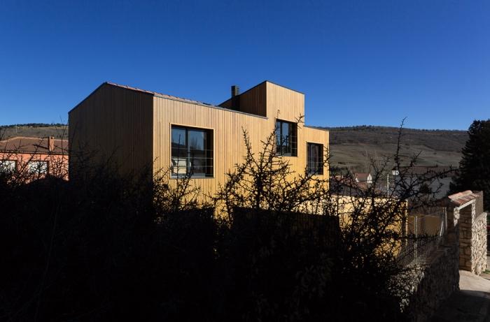 Casa industrializada en cuenca domusxl - Casas prefabricadas cuenca ...