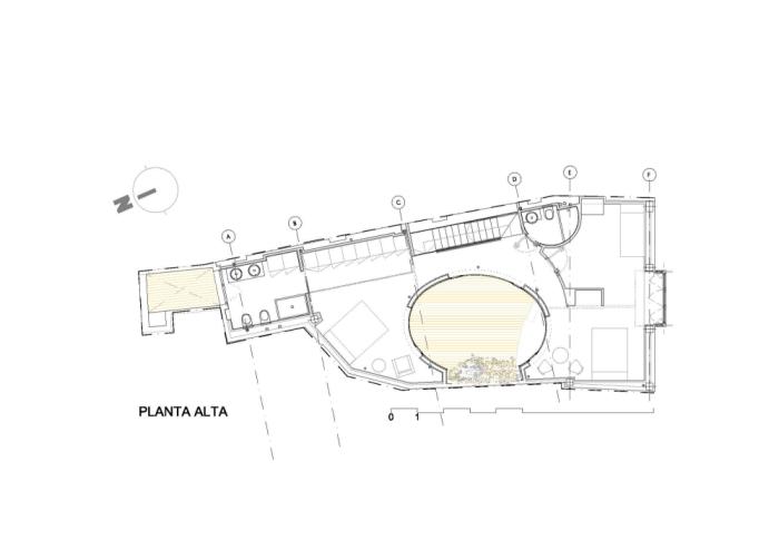 Vivienda unifamiliar entre medianeras-España-1-arquitectura-domusxl