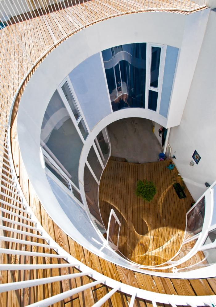 Vivienda unifamiliar entre medianeras-España-11-arquitectura-domusxl