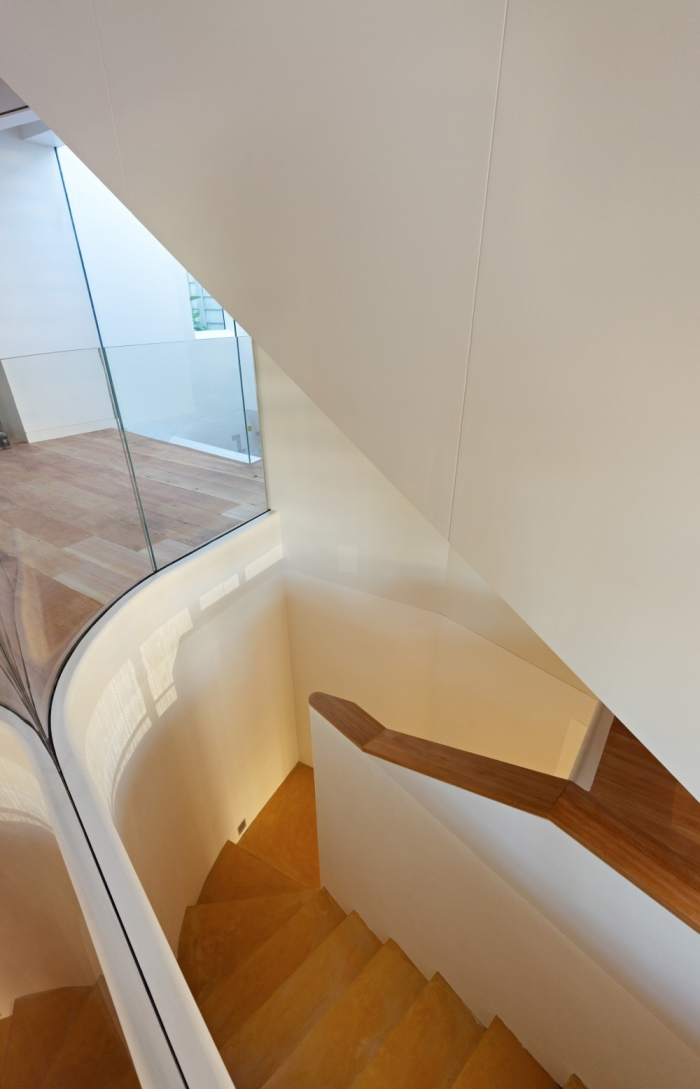 Lavender bay boatshed house-Australia-13-arquitectura-domusxl