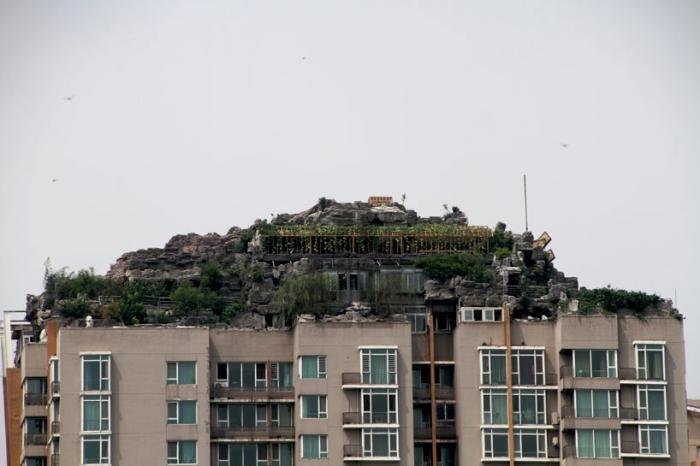 Villa en la cima de la montaña-China-1-arquitectura-domusxl