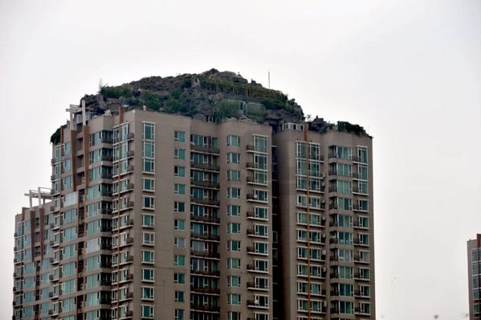 Villa en la cima de la montaña-China-2-arquitectura-domusxl
