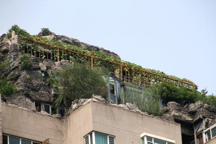 Villa en la cima de la montaña-China-3-arquitectura-domusxl