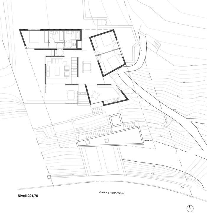 Casa La Floresta-España-17-arquitectura-domusxl