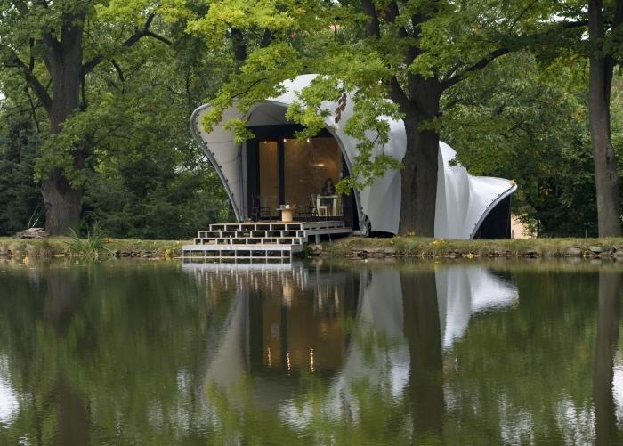 Casa jardín en el estanque Másílko-República Checa-5-arquitectura-domusxl