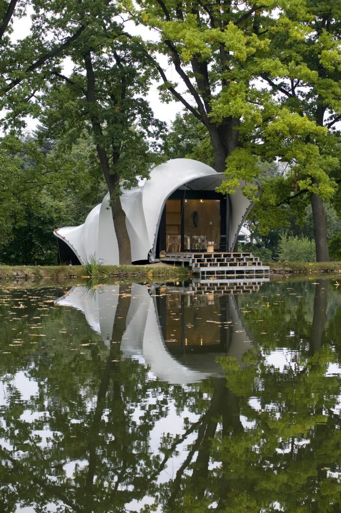 Casa jardín en el estanque Másílko-República Checa-7-arquitectura-domusxl