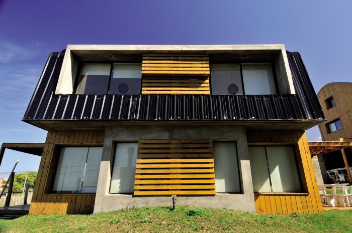Complejo Pueblo Rivero-Uruguay-1-arquitectura-domusxl