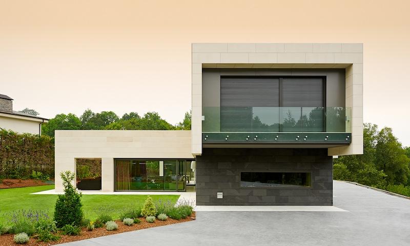 Casa en la bilbaina domusxl - Foraster arquitectos ...