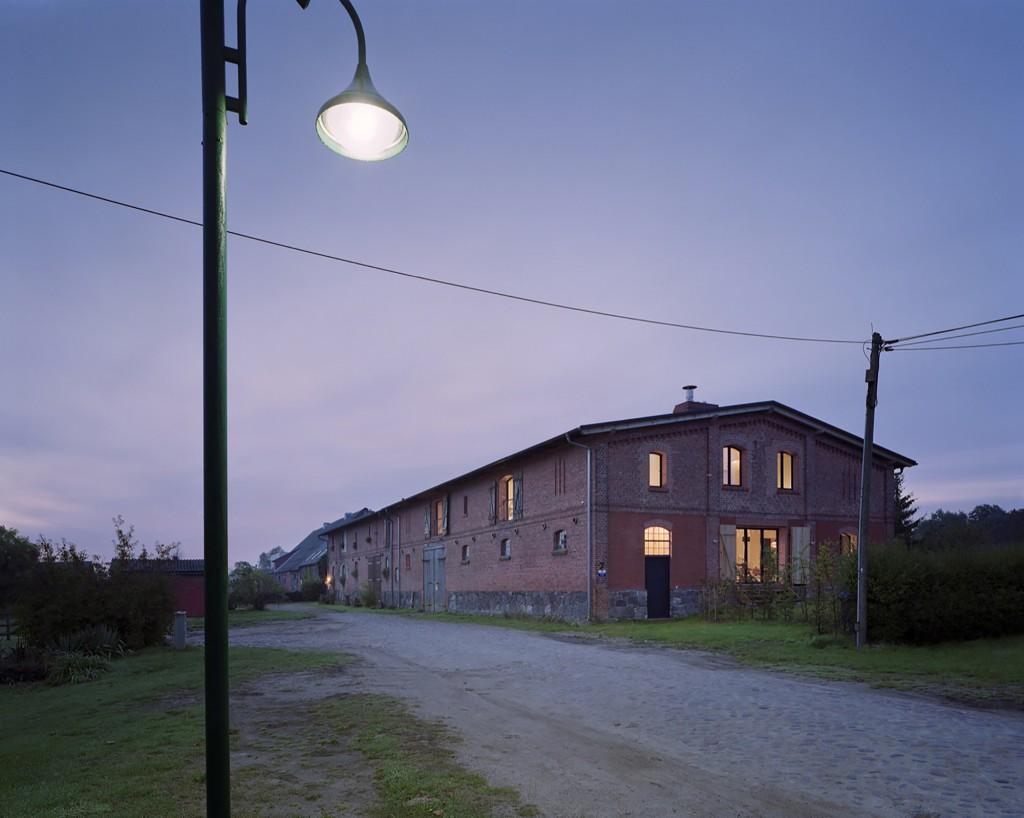 Fergitz, Architekt Thomas Kröger
